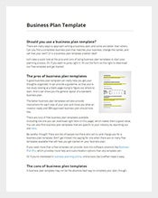 Business-Plan-Creator