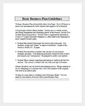 Business plan templates for mac