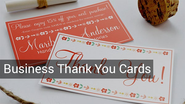 businessthankyoucards