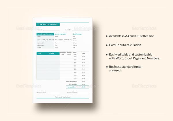 car-rental-invoice-template