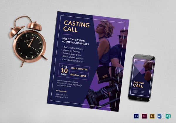 casting-call-flyer-template