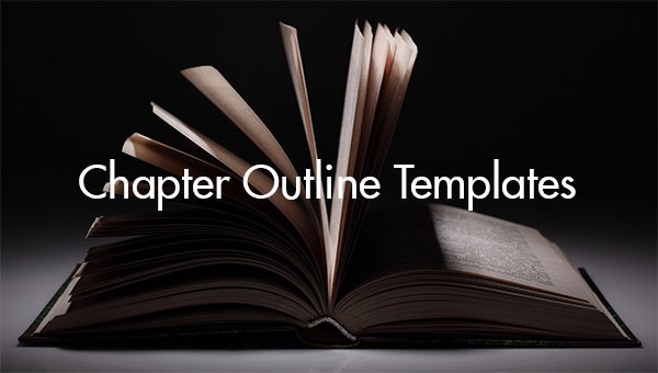 chapteroutlinetemplates