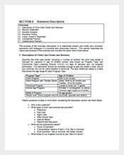 business plan template 110 free word excel pdf format download free premium templates. Black Bedroom Furniture Sets. Home Design Ideas