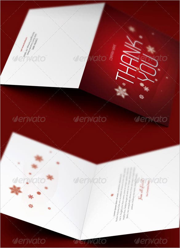 15  holiday thank you cards  u2013 free printable psd  pdf  eps