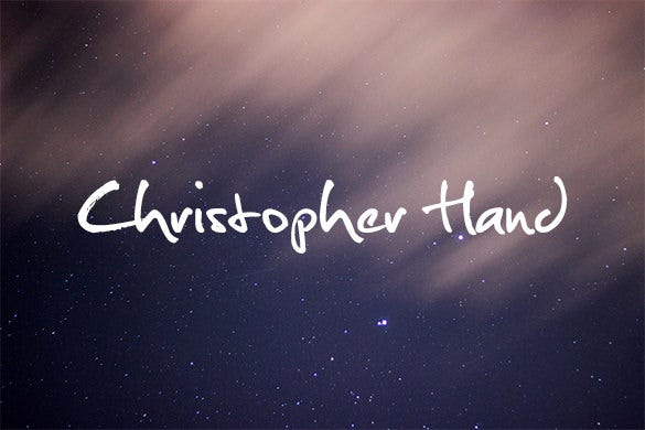 christopher hand