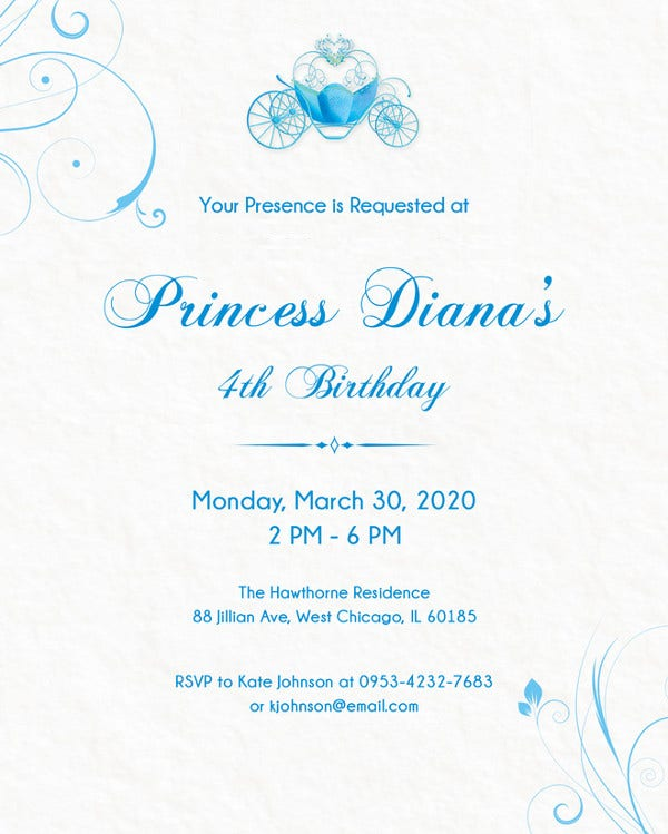 cinderella-biirthday-invitation-template