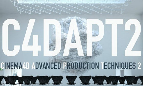 cinema 4d advanced production download