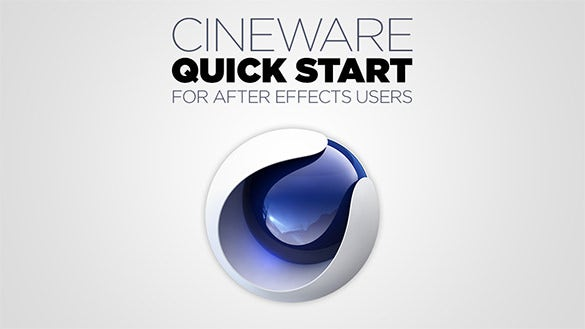 cinema 4d lite quickstart tutorial