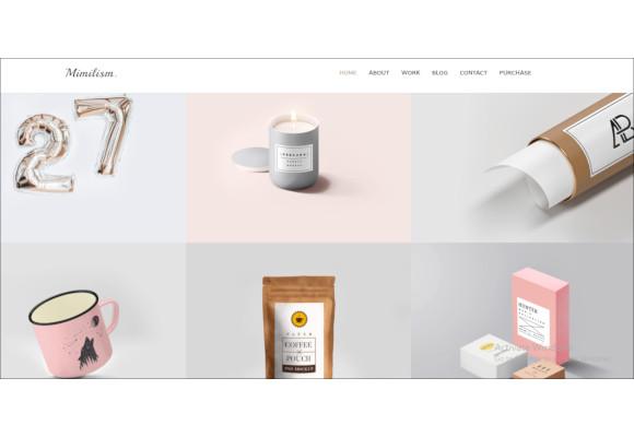 clean-minimal-portfolio-html-template