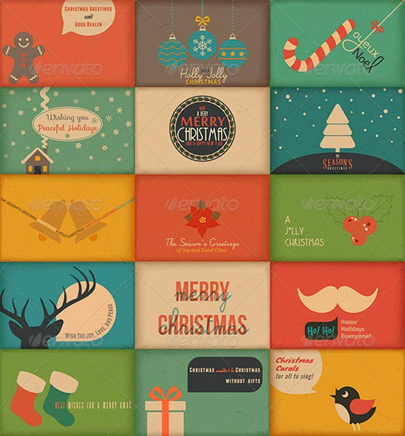 Holiday Card Template – 24+ Free Printable Word, Pdf, Psd, Eps