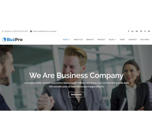 company-corporate-wordpress-theme