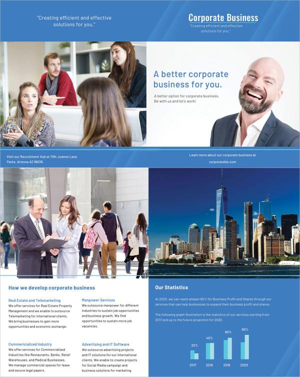 corporate-bifold-brochure-vector-template