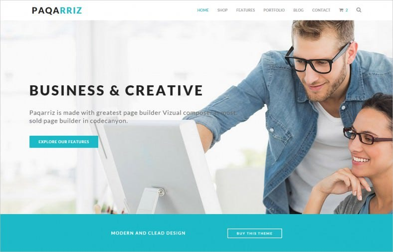 Corporate Business Multipurpose HTML5 Template
