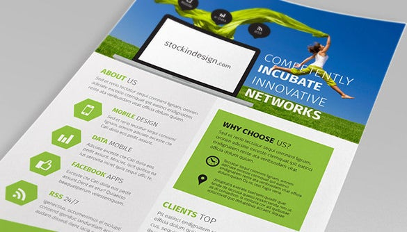 corporate free in design template