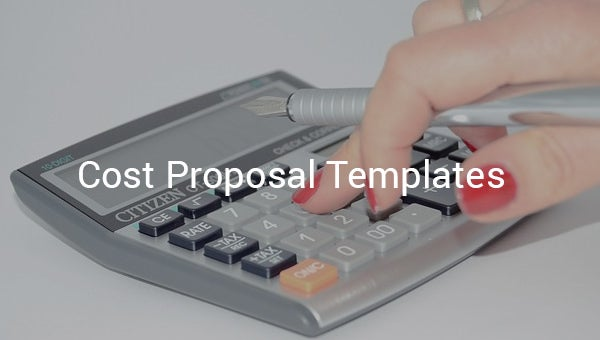 costproposaltemplates