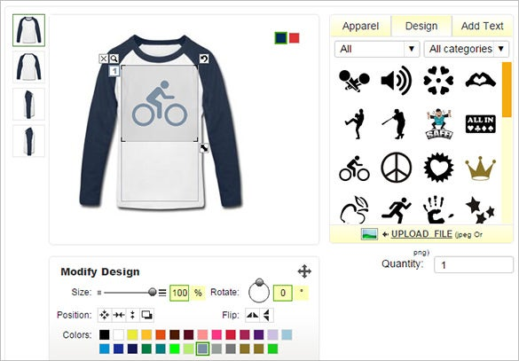 Craftshirt Online T Shirt Design Software