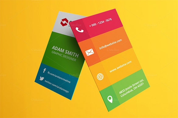 Visiting Card Template – 21+ Free Sample, Example Format Download