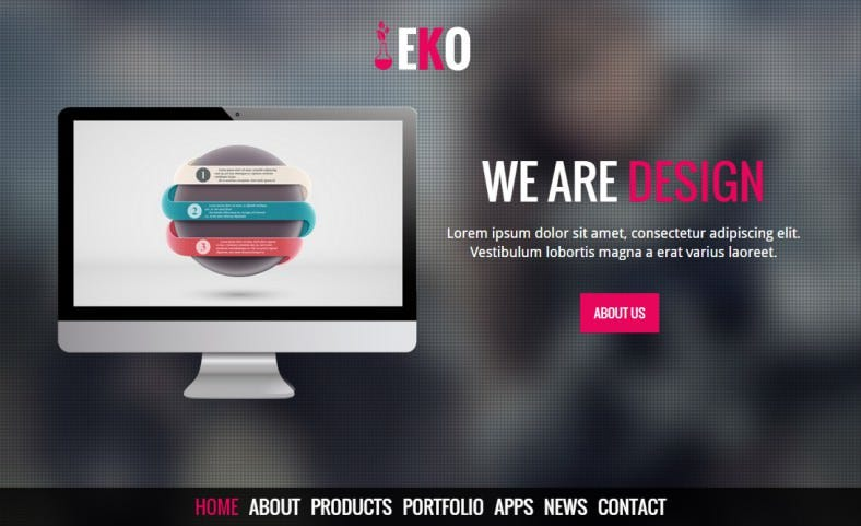 Creative Multi-Purpose HTML5 Template
