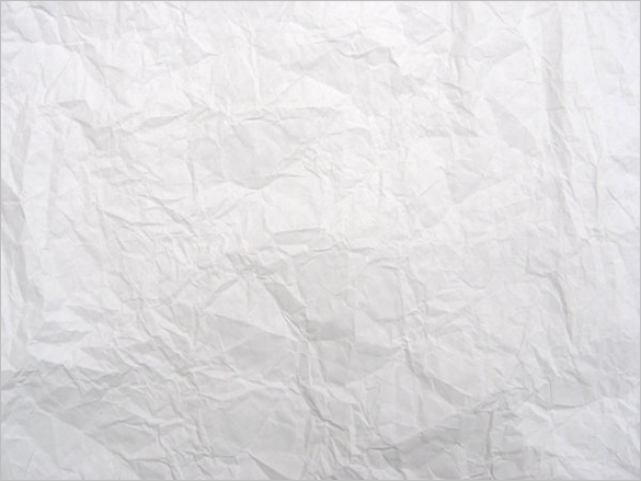 crumpled free paper background for you