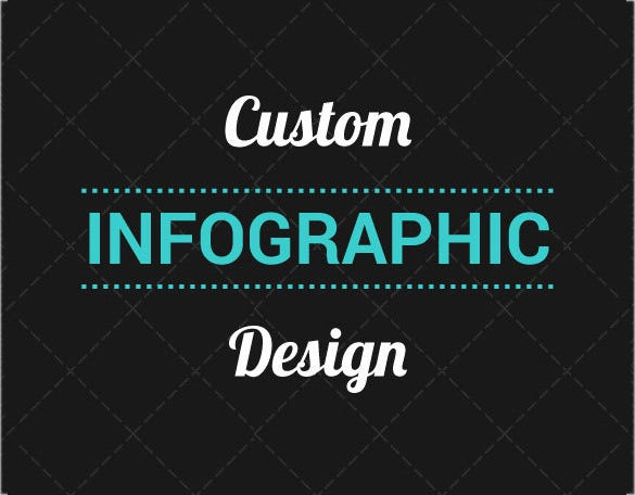 custom infographic design example download