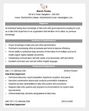 Resume Template – 781+ Free Samples, Examples & Format Download ...