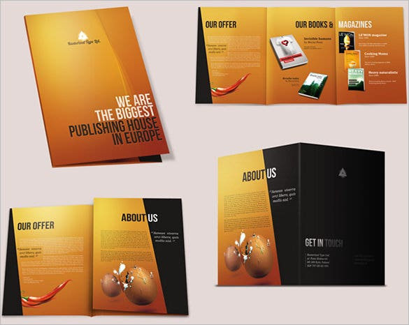 10 how to make a brochures top brochure making for How to design a brochure in photoshop