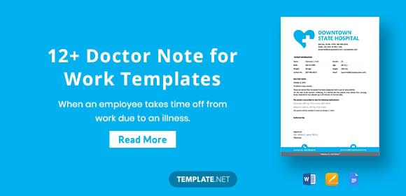 doctornoteforworktemplates