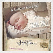 Double-Sided-Vintage-Baby-Thank-Card