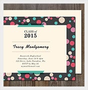 download graduation announcement card
