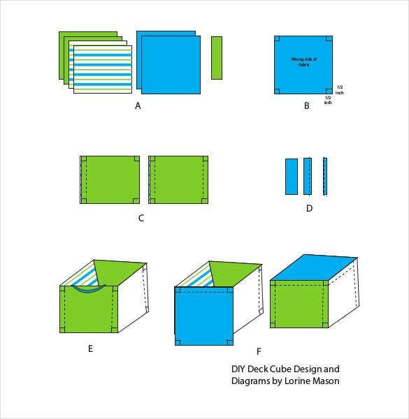 downloadable-diy-cube