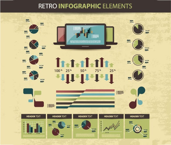 dynamic infographic template free download