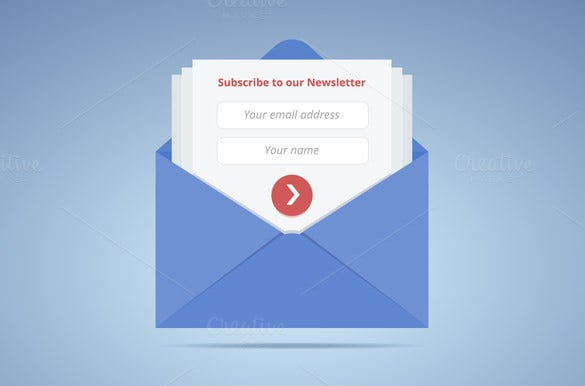 eps envelope address template download