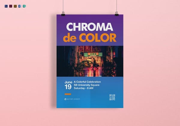 editable-a5-colorful-celebration-poster-template