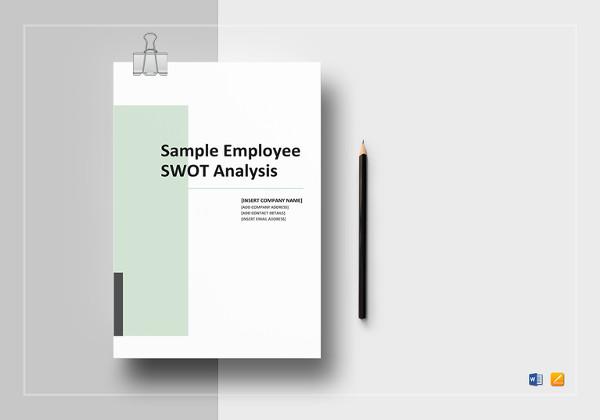employee-swot-analysis-template
