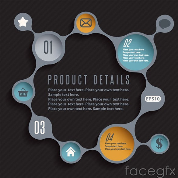 extraordinary free infographic psd download
