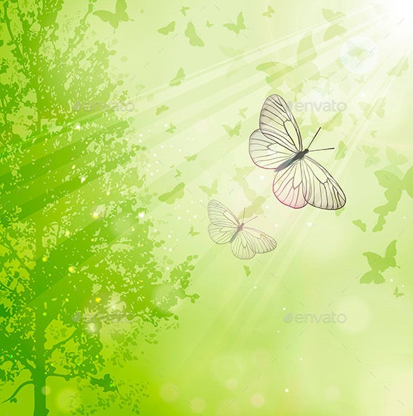 extravagent premium spring background download