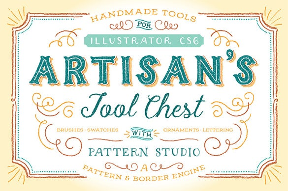 fabulous artisans brushes illustrator