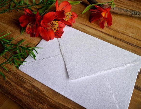 fabulous handmade a7 envelope template