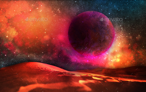 fabulous premium space background for you