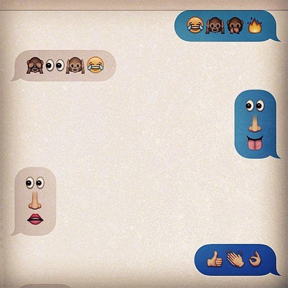 14 Cute Funny Emoji Text Messages Free Premium Templates
