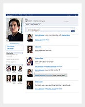 Facebook-Project-Template-Free-Download