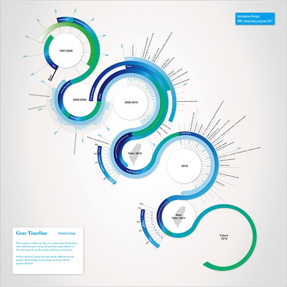 fantastic infographic design free download