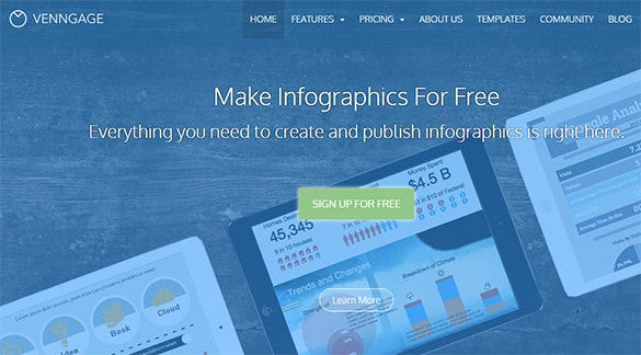 fantastic tools to create infographics