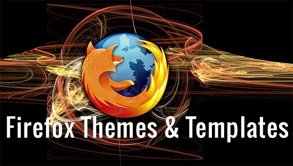firefox themes templates