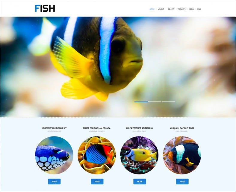 fish responsive wordpress theme 788x643