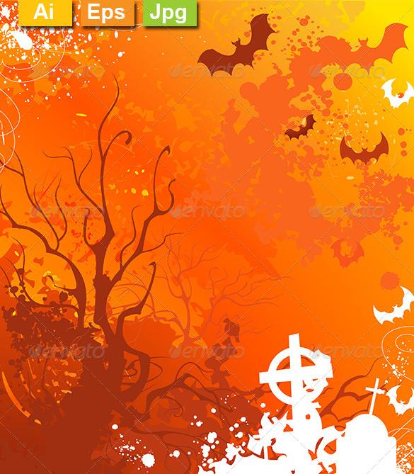 flwaless premium orange background download