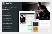 Focal-HTML5-Resume