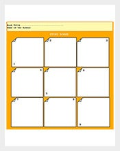 Free-Blank-Education-Story-Board-Template