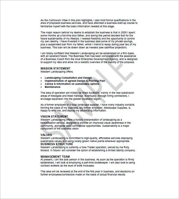 Construction business plan template 12 free word excel pdf free construction business plan template accmission