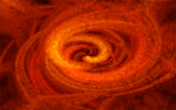 free fiery orange background download